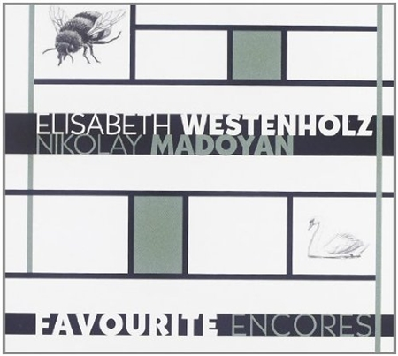 Westenholz & Madoyan - Favourite Encores (CD)