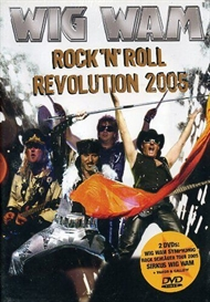 Wig Wam  - Rock'n'Roll Revolution (DVD)