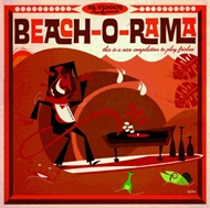 Various Artists - Beach-O-Rama Vol. 1 (LP+CD)