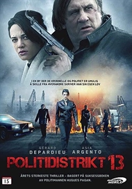 Diamant 13 (Norsk cover) (DVD)