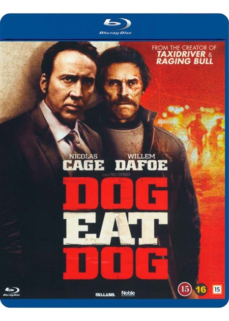 Dog Eat Dog (Blu-ray)