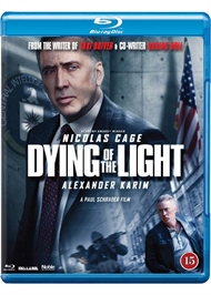 Dying of the Light (Blu-ray)