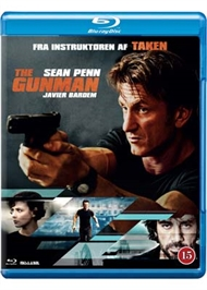 The Gunman (BLU-RAY)