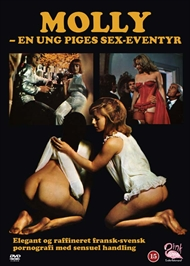 Molly - en ung piges sex-eventyr (DVD)