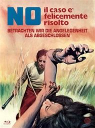 No, The Case is Not Happily Resolved - BLURAY (Camera Obscuro) (Uncut) (u. dansk tekst)