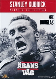 Paths of Glory (Norsk cover) (DVD)