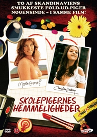 What Schoolgirls Don't Tell (Norsk cover) (DVD)