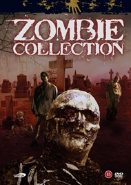 Zombie Collection - 4 Disc Boxset