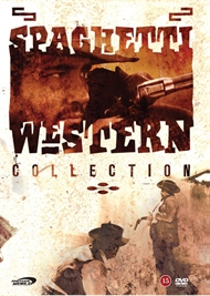Spaghetti Western Collection - 4 Disc Boxset
