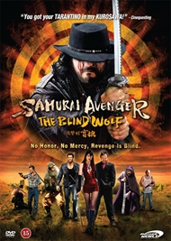 Samurai Avenger - The Blind Wolf