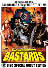The Inglorious Bastards - 2 Disc Special Edition (Norsk cover) (DVD)
