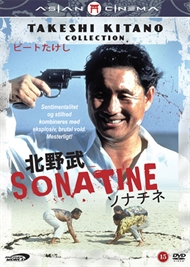 Sonatine (Norsk cover) (DVD)