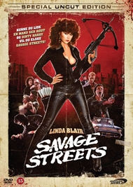 Savage Streets (Norsk Cover) (DVD)