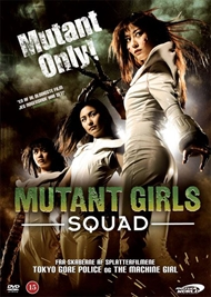Mutant Girls Squad (Norsk cover) (DVD)