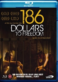 186 Dollars to Freedom (BLU-RAY)