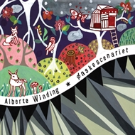 Alberte Winding - Ønskescenariet (CD)
