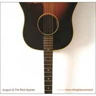 August & The Red Apples - New Neighbourhood - (CD)