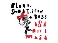 Blood Sweat Drum + Bass - Asa Nisi Masa (CD)