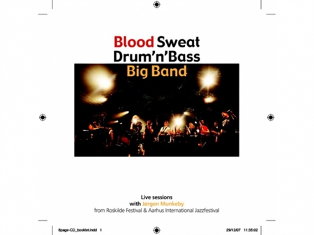 Blood Sweat Drum\'n\'Bass - Live Sessions With J