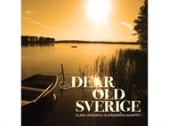 Claus Janson w/Ola Ã…kerman Quartet - Good Old Sverige (CD)