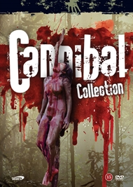Cannibal Collection - 4 Disc Boxset