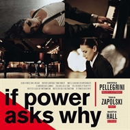 Martin Hall/Andrea Pellegrini/Tanja Zapolski - If Power Asks Why (LP)