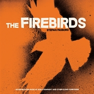 Stefan Pasborg - The Firebirds (CD)