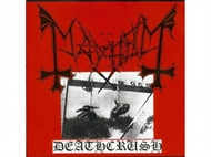 Mayhem - Deathcrush (CD)