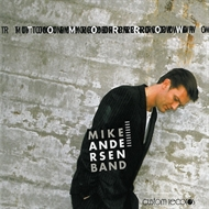 Mike Andersen Band - Tomorrow (CD)