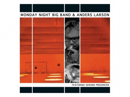 Monday Night Big Band & Anders Larson - Monday Night Big Band (CD)