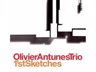 Olivier Antunes - 1st Sketches (CD)