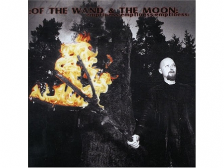 Of The Wand & The Moon - Emptiness Emptiness Emptiness (CD)