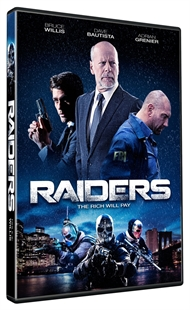 RAIDERS (DVD)