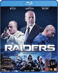 RAIDERS (Blu-ray)