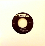 "Alex Puddu - Breaking The Rules / Race of Dawn / School Days (7"")"