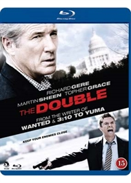 The Double (BLU-RAY)